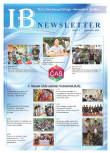 Newsletters Issue 3